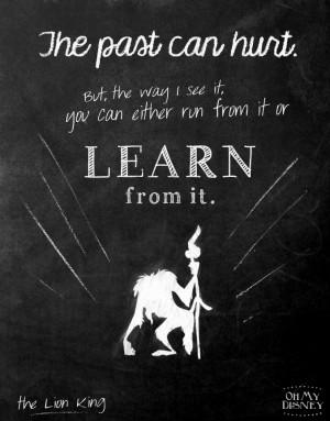 Beautiful Disney Quotes