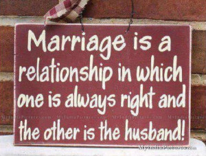 Marriage Wedding Husband Funny Quotes