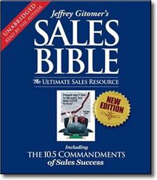 Sales Bible – audio