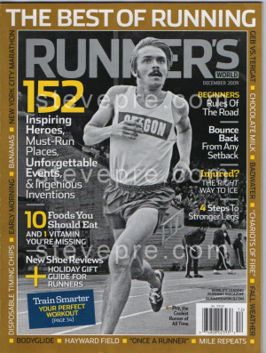 Steve Prefontaine Nike Poster What would steve prefontaine