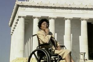 daisy bates wheelchair