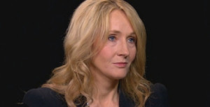 Watch J.K. Rowling's hour-long interview with Charlie Rose • Hypable