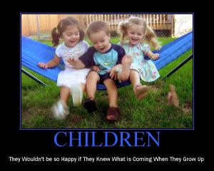 Monday Motivational Poster #3 - Children