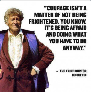 Third Doctor is one of my favorites