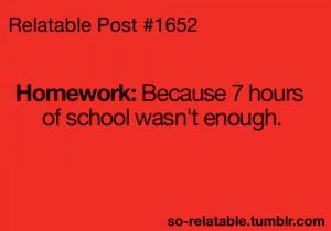 funny quote quotes school homework so true relatable so relatable