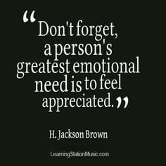 ... Quotes Life, Feeling Appreciated Quotes, So True, Say Thank You Quote