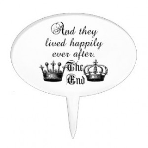 Quotes Cake Toppers