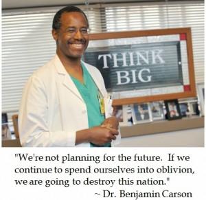 Dr. Benjamin Carson on the Future