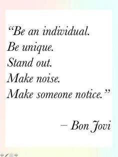 Embrace who you are and love it! #Quote #FestivalFashion