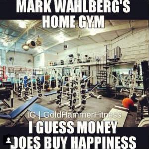 Lucky Marky!