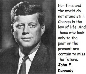 Famous Quotes From John F Kennedy