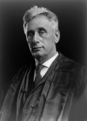 Louis D. Brandeis: Dissent in Olmstead v. United States
