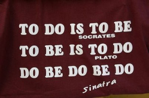 quotes Socrates, Plato, Sinatra
