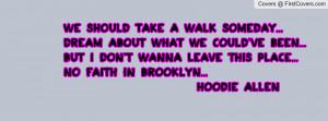 Hoodie Allen cover