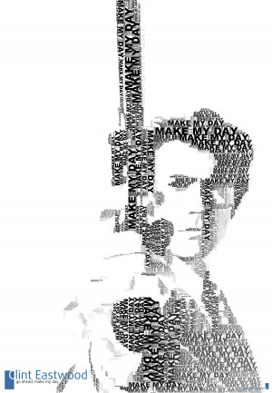 Typographic Portraits Of Famous People Made With Their Own Quotes