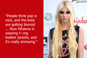 Taylor Momsen is so punk rock that she's been given the legislative ...
