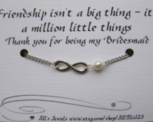 Infinity Quotes About Friendship Pearl and friendship quote
