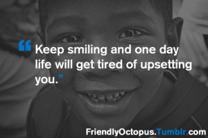 Friendly Octopus Quotes