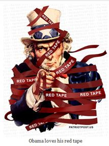 Now take a look at the RED TAPE RISING and why all the money is ...