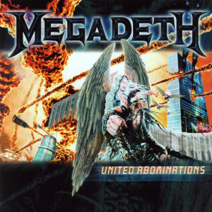 marugen's minor rock/metal review: United Abominations by Megadeth (