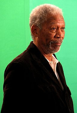 Morgan Freeman - Discovery Shoot (6559314831)