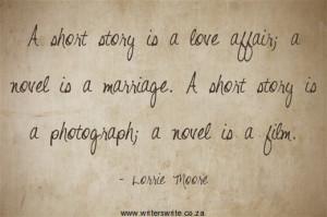 25 Romantic Short Love Story Quotes