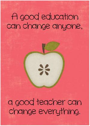 95 teacher gifts, inspiring quotes, inspiring teacher quotes, art ...