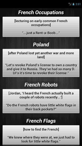 View bigger - Funny History Quotes for Android screenshot