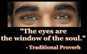 Famous Quotes and Sayings about Eyes