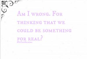 Am i wrong..   via Tumblr   We Heart It