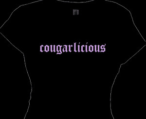 Cougar T Shirts for Women