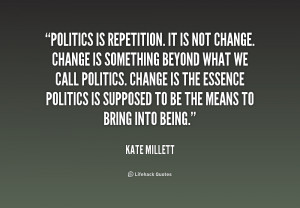 Kate Millett Quotes