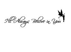 and Tinkerbell Fairy Quote And that was the beginning of fairies