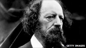Tennyson was a man for the maxim