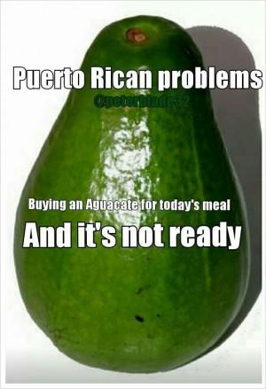 Puerto Rican Problem....