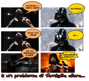 Darth Vader And Bane Sing Duet