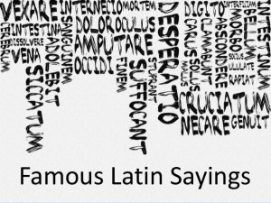 latin quotes and meanings