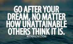 Are you an entrepreneur chasing dreams? Whatever your goals, don't ...