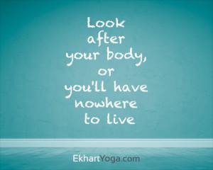 Quote-Yoga-Body-Health