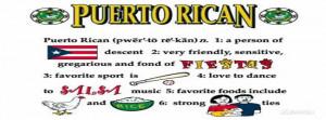 PUERTO RICO Facebook Cover