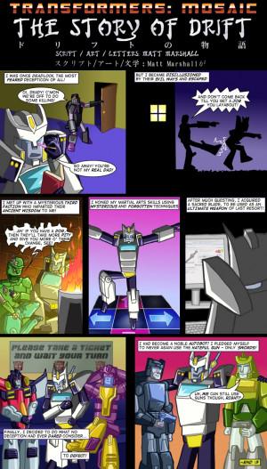 Transformers Mosaic: