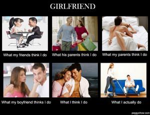 Girlfriend Meme
