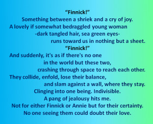 Hunger Games Finnick And Annie Quotes Thg - finnick and annie by