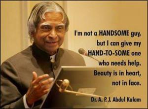 APJ Abdul Kalam's Inspiring Quotes - Photos