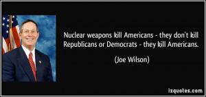 they don 39 t kill Republicans or Democrats they kill Americans Joe