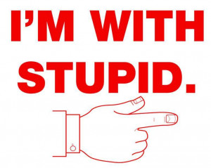 Funny Quotes About Stupid People