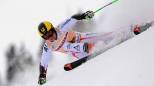 Marcel Hirscher earned his seventh career World Cup victory with his
