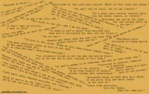 Literature Quotes Wallpaper Quotes wallpaper by ssedudlooc
