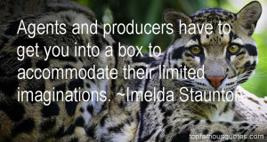 Imelda Staunton quotes: top famous quotes and sayings from Imelda ...