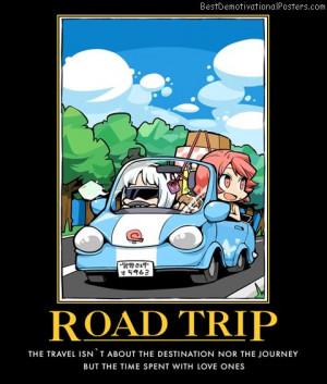 Road Trip Anime